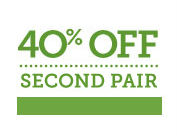 pearle vision offer - Up to 40% off Second Pair